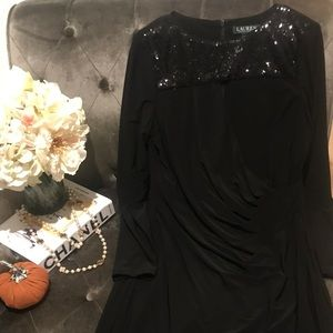 "NWOT ""RALPH LAUREN"" DRESS SIZE 10"